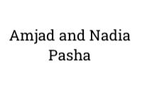 Amjad and Nadia Pasha