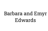 Barbara and Emyr Edwards