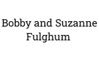 Bobby and Suzanne Fulghum