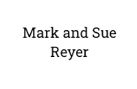 Mark and Sue Reyer