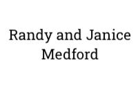 Randy and Janice Medford